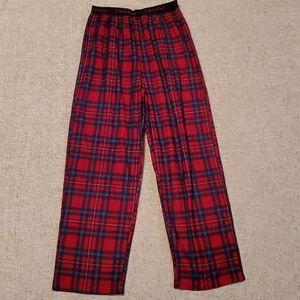 Calvin Klein Boys M 10/12 Pajama PJ sleep Pants